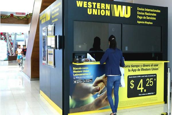 integracion con SBS, WESTERN UNION y DHL